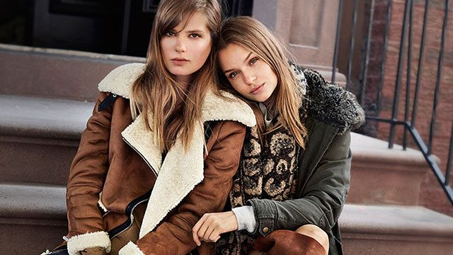 Kolekcja Vero Moda jesień-zima 2017