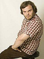 Jack Black na MTV Video Music Awards.