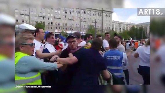 """Działacze LGBT brutalnie potraktowani podczas """"Marszu Wolności"""""""