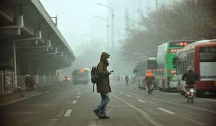 Najpierw śnieg, a teraz smog. Normy znów przekroczone