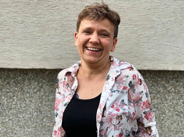 Joanna Frączek w pełni poświęciła się dzieciom