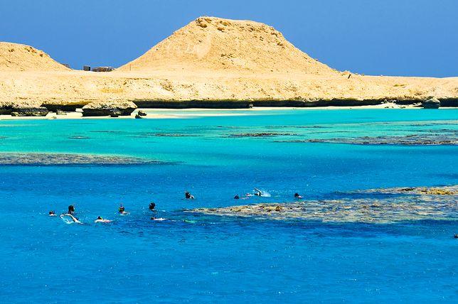 Giftun Islands - rajska atrakcja Hurghady