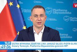 """Burza wokół słów Janusza Gajosa. """"Każdy wie, że tak jest"""""""