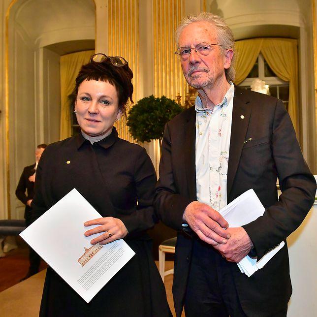 Nobel dla Tokarczuk w cieniu skandalu. Nagroda dla admiratora Miloševicia