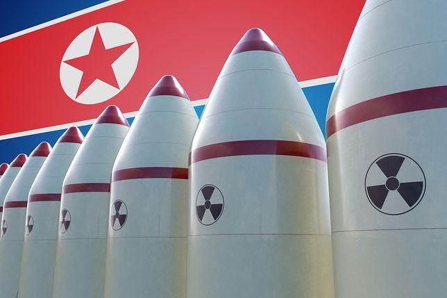 Korea Północna może budować nowe rakiety balistyczne
