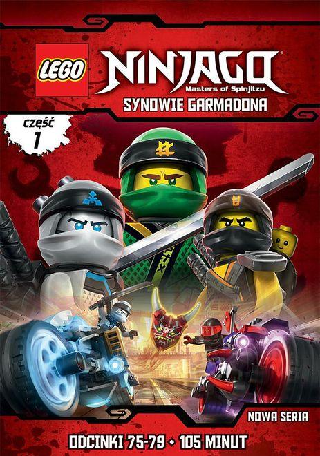 Lego Ninjago: Synowie Garmadona część 1 już na DVD