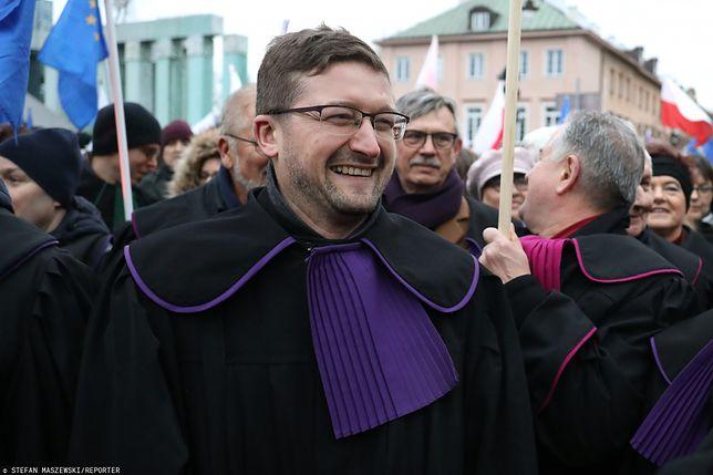 Sędzia Paweł Juszczyszyn oficjalnie pojedzie do Warszawy i zobaczy listy poparcia do KRS