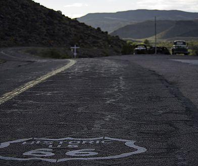 Route 66 jest symbolem Stanów Zjednoczonych