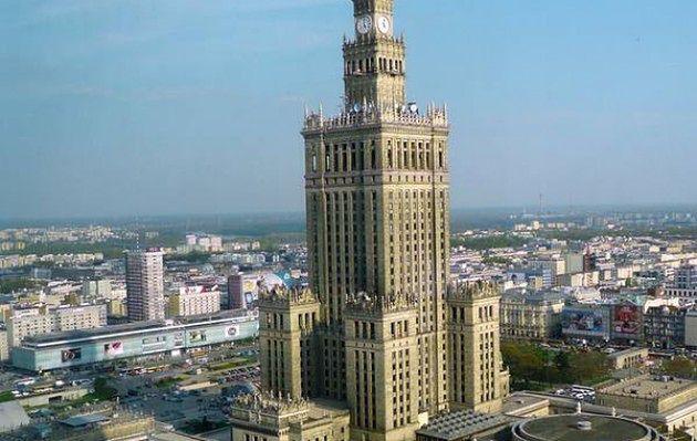 Miejsce 1. Pałac Kultury i Nauki, Warszawa