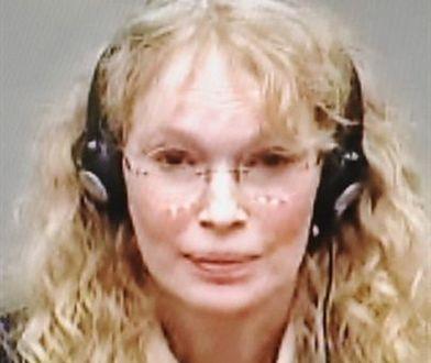 Mia Farrow zeznała: ''Campbell dostała diament od zbrodniarza wojennego''
