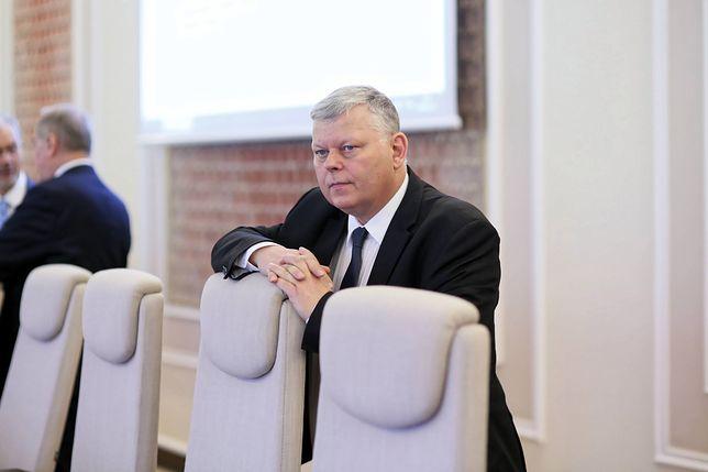 Marek Suski zaatakował sędziów