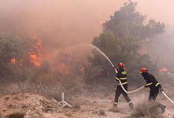 Poruszające wideo z Chorwacji. Niszczycielski ogień trawi raj turystów
