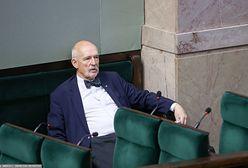 """Awantura na antenie TVP Info. Korwin-Mikke o """"życzliwości Łukaszenki"""""""