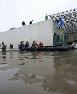 Meksyk. Szpital zalany przez powódź. Wielu pacjentów nie żyje