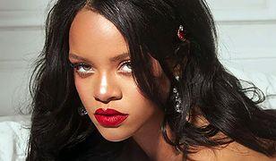 Rihanna opublikowała nowe zdjęcie. Barbadoska pozuje na nim w bieliźnie