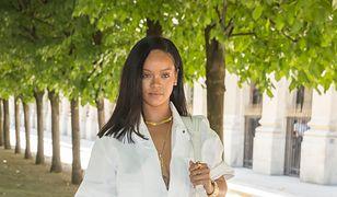 Chris Brown skomentował zdjęcie Rihanny. Fani zaniepokojeni