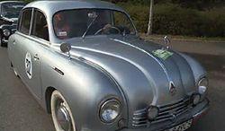 Legendy motoryzacji stanęły w szranki na trasie liczącej 1200 kilometrów