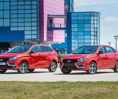 Rosyjskie auta to w praktyce dwie marki