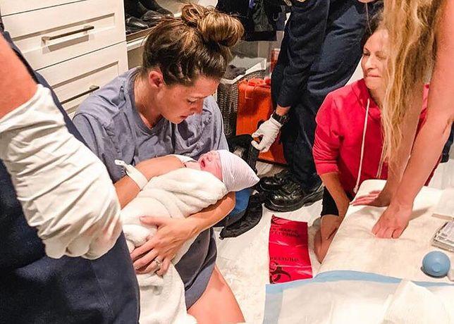 Amerykańska gwiazda urodziła dziecko w garderobie. Wyjaśnia, dlaczego