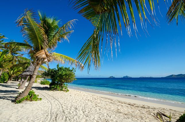 Wakacje na końcu świata - Fidżi