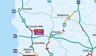 15 maja otwarcie drogi z Gorzowa Wlkp. do Międzyrzecza