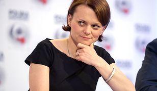 Szefowa resortu przedsiębiorczości i technologii odniosła się do protestu niepełnosprawnych w Sejmie