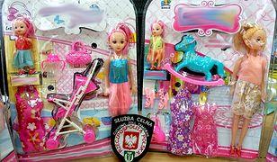 Tanie zabawki z Chin mogą być bardzo groźne dla dzieci.