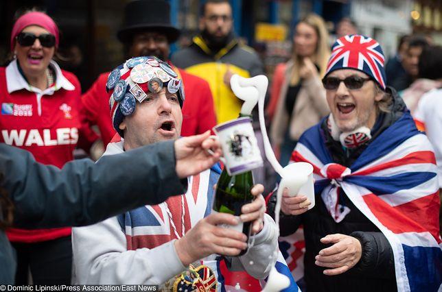 Brytyjczycy cieszą się z narodzin royal baby