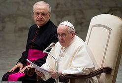 """Katastrofa klimatyczna. Papież Franciszek apeluje o """"odważne wybory"""""""