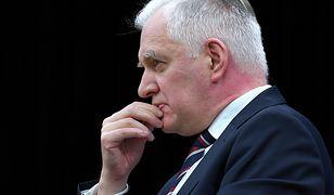Jarosław Gowin po raz kolejny wypowiedział się o Adamie Glapińskim