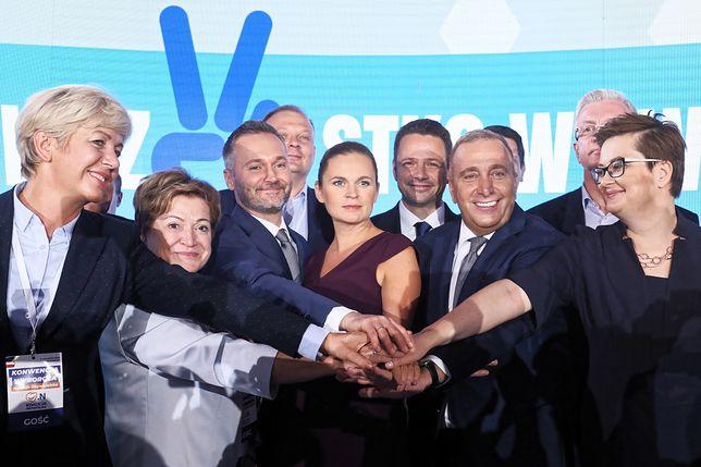 Koalicja Obywatelska poszerzyła się ostatnio o Barbarę Nowacką