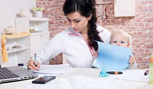 Powrót do pracy po urlopie macierzyńskim wymaga przygotowania dziecka do rozłąki