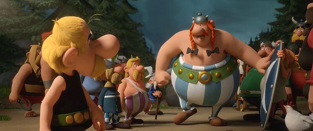 """""""""""Asteriks i Obeliks. Tajemnica magicznego wywaru"""" już w kinach"""