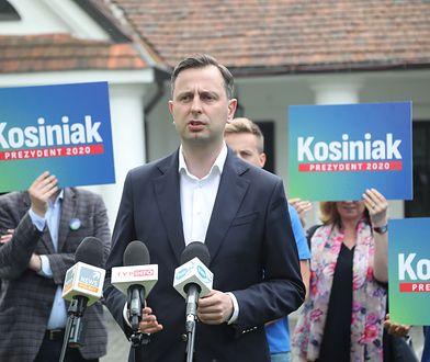"""Wybory 2020. Władysław Kosiniak-Kamysz do Rafała Trzaskowskiego. """"Chodź na solo"""""""