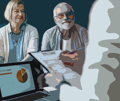 Oszukana para emerytów zaciągnęła kredyty na ponad 230 tys. zł (zdjęcie ilustracyjne) // fot. RossHelen