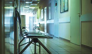 W szpitalu została dwójka dzieci z najcięższymi objawami