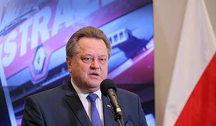 Sąd Rejonowy w Augustowie wydał wyrok ws. rzekomego nękania byłego wiceszefa MSWiA Jarosława Zielieńskiego