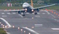 Ekstremalnie trudne lądowanie w Birmingham
