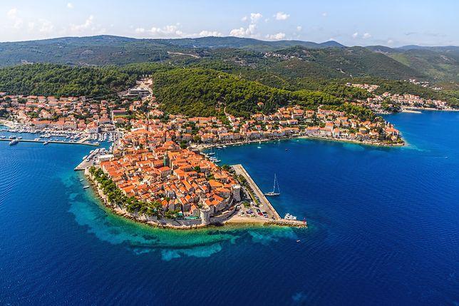 Wakacje w Chorwacji - Korcula