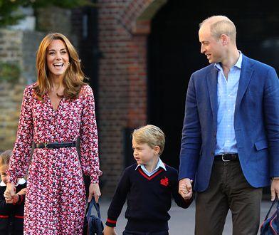 Księżna Kate i książę William z dziećmi. Charllote i George napisali już listy do św. Mikołaja