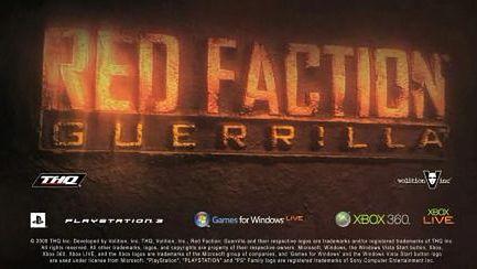 Rozgrywka: Red Faction: Guerrilla