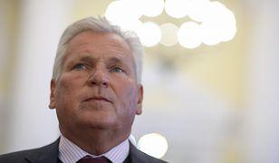 Aleksander Kwaśniewski: Obecny prezydent przez jeszcze dwa lata, ale na pewno nie więcej
