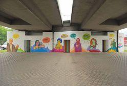 W piątek trzynastego odsłonią Mural Przeciw Depresji