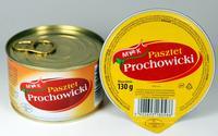 """Konshurt przejął markę """"Pasztet Prochowicki"""". Opakowanie bez zmian"""