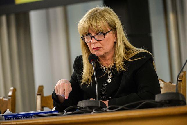 PO składa wniosek do Komisji Etyki Polskiej. Chodzi o słowa Małgorzaty Gosiewskiej