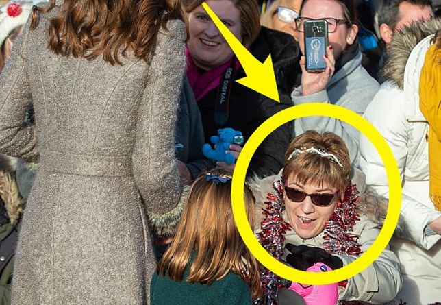 Od kilku dni Brytyjczycy zastanawiają się, kim jest kobieta ze zdjęcia