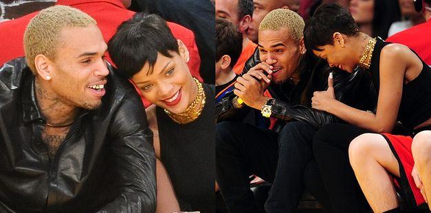 Rihanna i Chris Brown znowu razem!