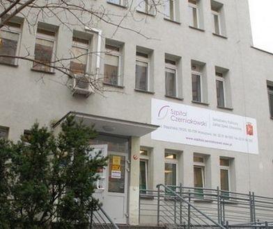 Dwa oddziały Szpitala Czerniakowskiego do remontu