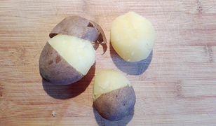 Istnieje prosty trik, który pomaga obrać ziemniaki szybko i bez wysiłku.
