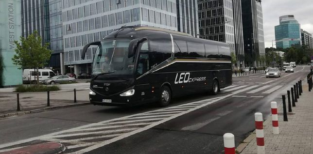 Leo Express rusza z nową linią